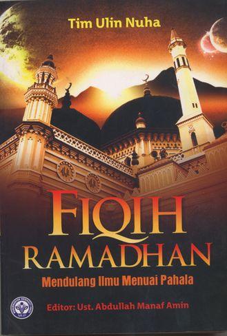 Buku Fikih Ramadhan