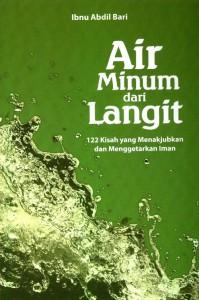 Air Minum dari Langit___cover