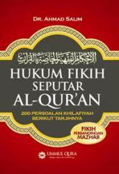 Buku Hukum Fikih Seputar Al Quran