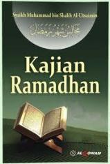 Buku Kajian Fikih Ramadhan